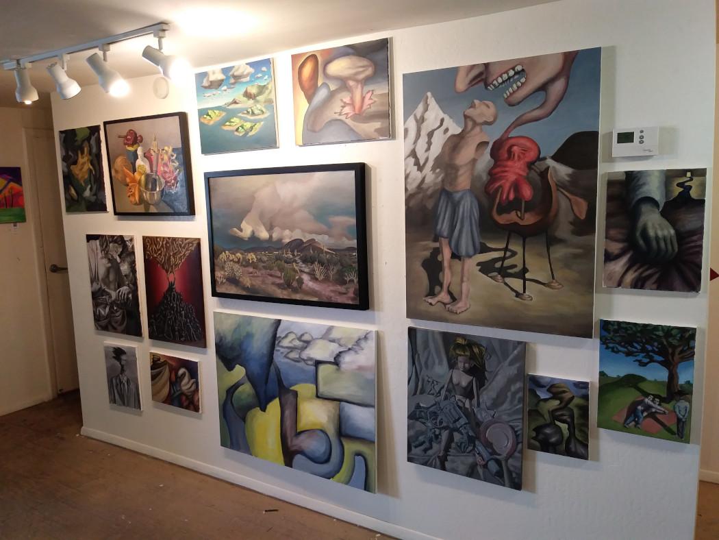 Gallery 2019 Left
